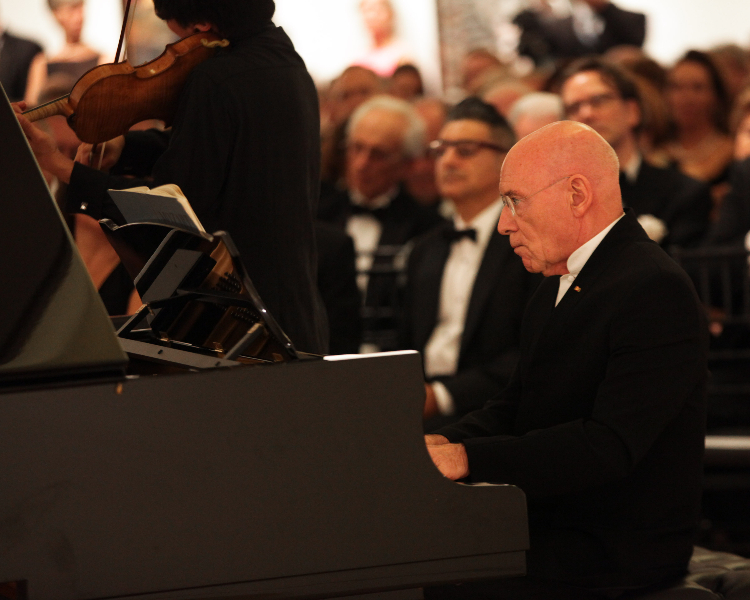 Christoph Eschenbach, Performance