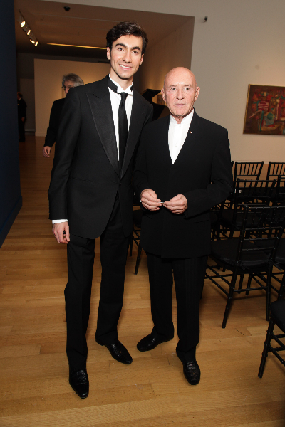 David Aaron Carpenter, Christoph Eschenbach