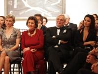 Isabelle Harnoncourt, Helga Rabl-Stadler, Alexander Pereira, Daniella de Souza