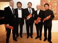 Brian Lee Moore, Johannes Kaufmann, Carlo Colombara, Christoph Eschenbach,  Dan Zhu